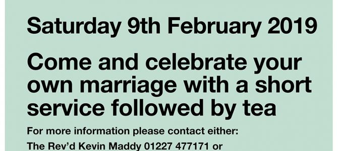 A Celebration of Marriage at St Stephen's