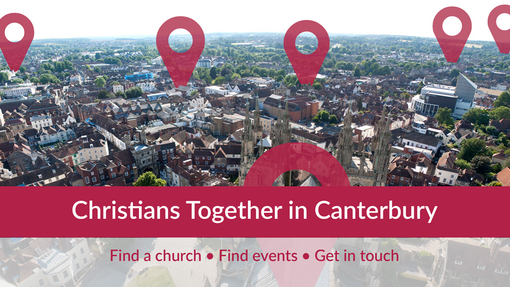 News from Christians together in Canterbury