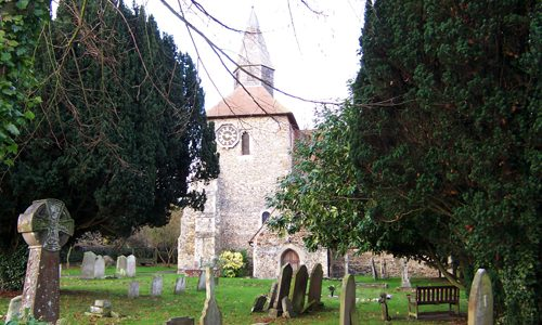 Update on progress on improving access, beauty and biodiversity in St Stephen's Churchyard