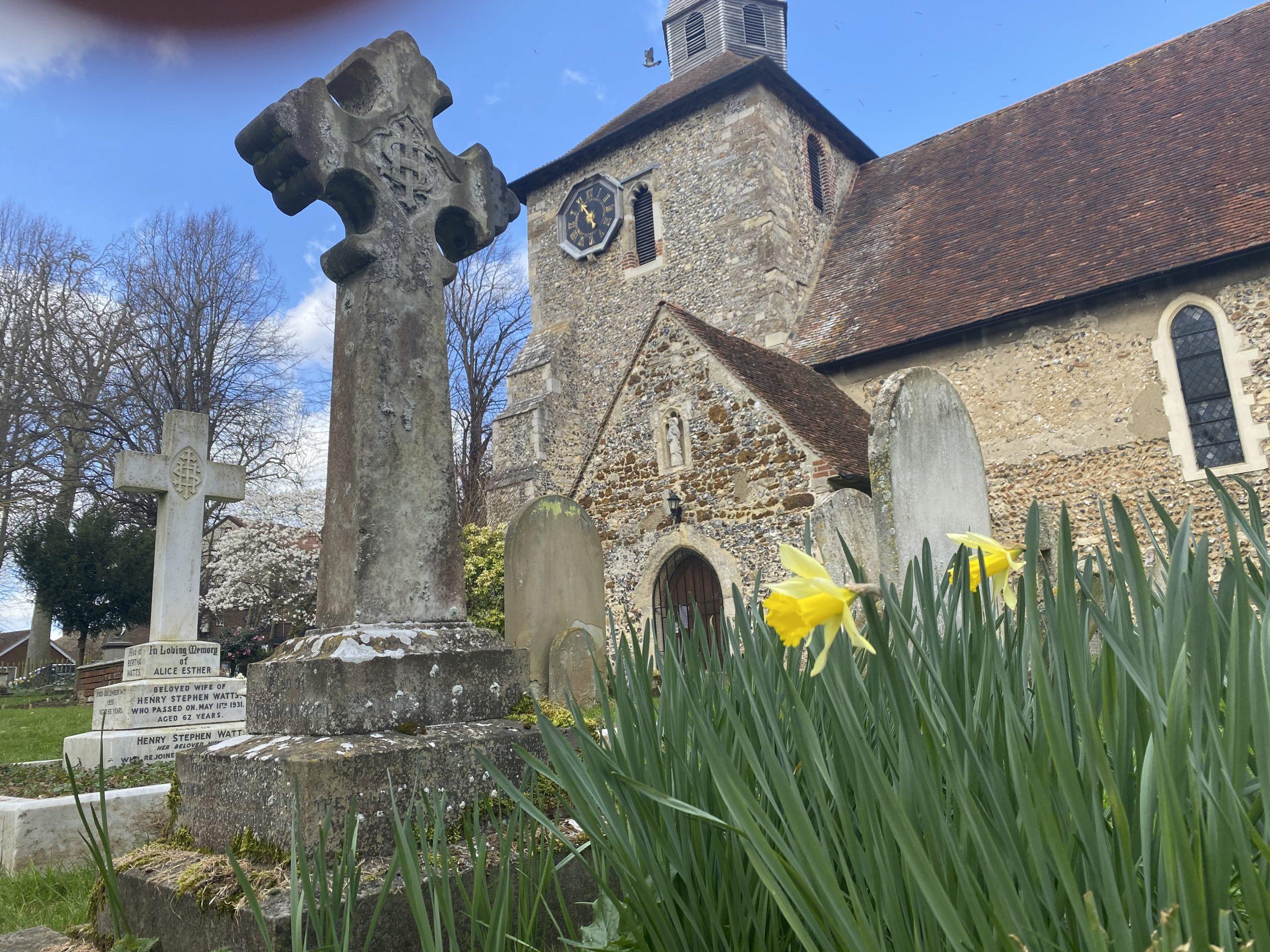Churchyard issues