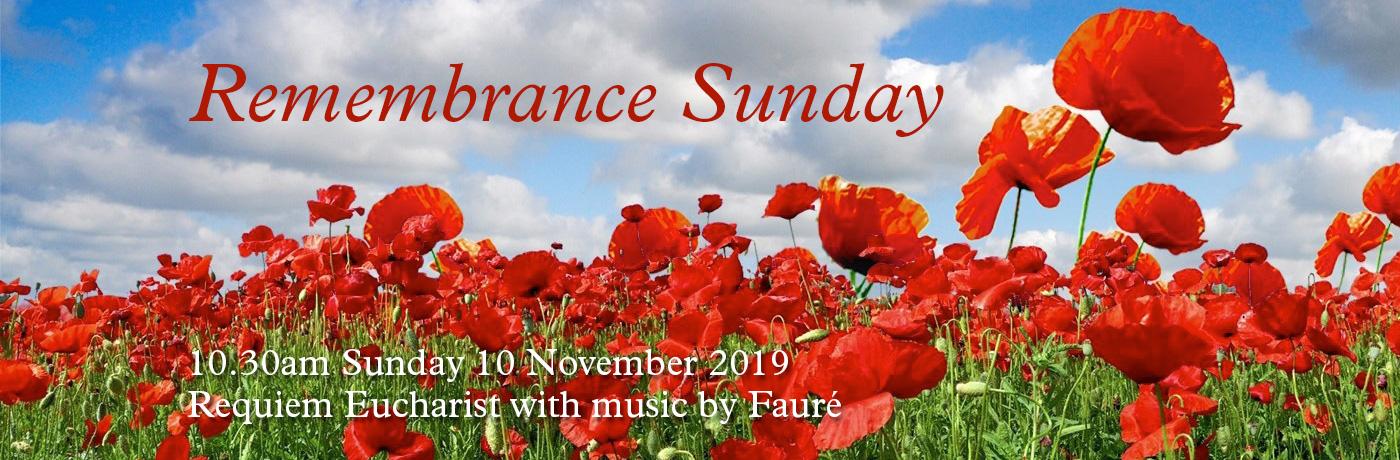 Remembrance Sunday