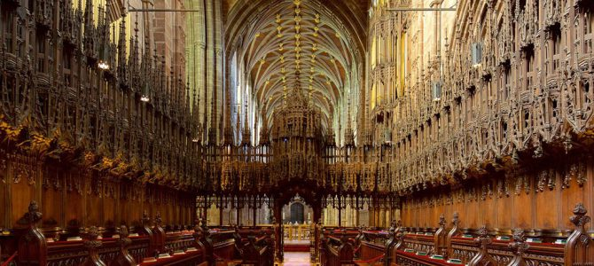 Summer Choir Tour to Chester Cathedral
